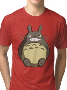 Totoro (new version) Tri-blend T-Shirt