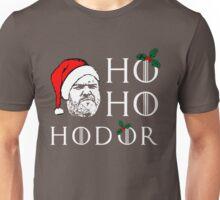 Ho Ho Hodor Unisex T-Shirt