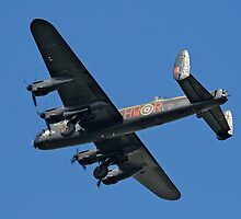 Avro Lancaster B.1 PA474 HW-R by Colin Smedley
