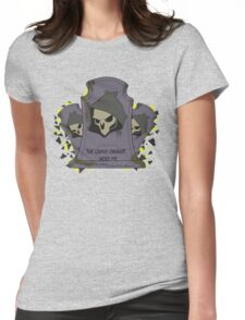 Fragment Reaper Womens Fitted T-Shirt