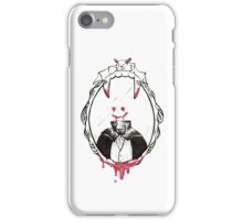 Dracula in the Mirror iPhone Case/Skin