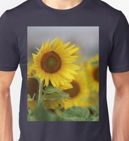 Field SunFlowers Unisex T-Shirt