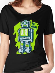 Old Robot Women's Relaxed Fit T-Shirt