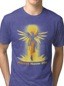 OVERWATCH MERCY Tri-blend T-Shirt