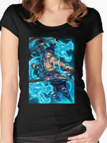 OVERWATCH HANZO Women's Fitted Scoop T-Shirt