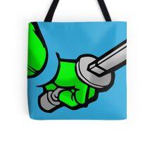 Leonardo's weapon of choice Tote Bag