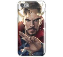 Doctor Strange - Opening Mirror Dimension iPhone Case/Skin