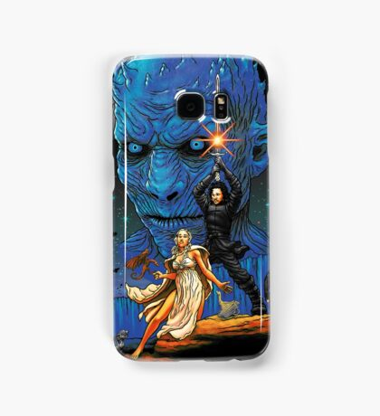 Throne wars is coming Samsung Galaxy Case/Skin