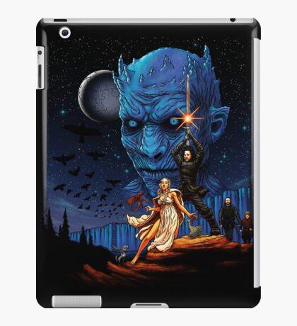 Throne wars is coming iPad Case/Skin
