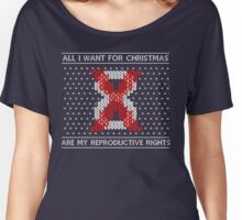 All I Want for Christmas - Repeal the Eighth Women's Relaxed Fit T-Shirt