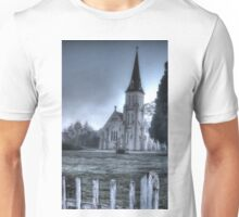 St Andrew's Anglican Church, Evandale. Unisex T-Shirt