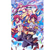 Anime: NO GAME NO LIFE Photographic Print