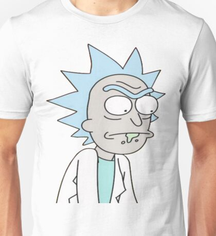 Rick from Rick and Morty Unisex T-Shirt
