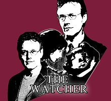RUPERT GILES: The Watcher by Vixetches