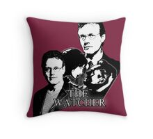 RUPERT GILES: The Watcher Throw Pillow
