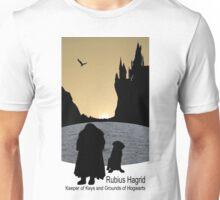 Hagrid and Fang Unisex T-Shirt