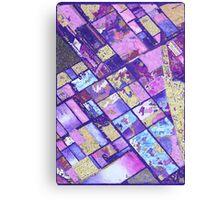 30000 Feet - Farmland Canvas Print
