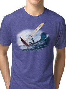 Windsurf Tri-blend T-Shirt