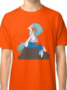 Moongazing Primarina, Transparent Classic T-Shirt