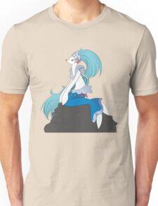 Moongazing Primarina, Transparent Unisex T-Shirt