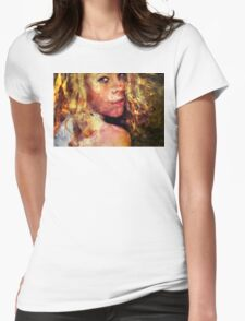 The Muse Womens Fitted T-Shirt