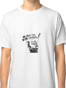 God Save The Drag Queen Classic T-Shirt