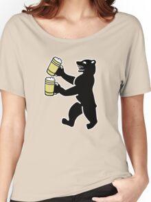 ours berlin beer Bier bear Women's Relaxed Fit T-Shirt