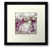 Graphic Canopy Framed Print