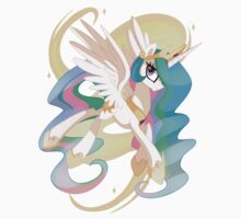 Princess Celestia Kids Tee