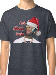 Gucci Mane East Atlanta Santa Christmas Classic T-Shirt