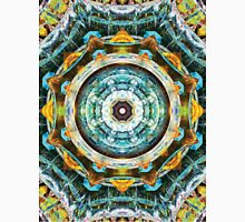 Fractal Glass Kaleidoscope Unisex T-Shirt