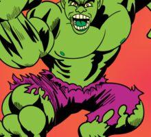 Incredible Hulk Sticker