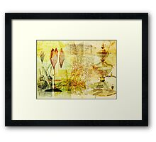 Anyone for Tea? Framed Print