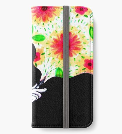 Mary Blair's Art and Flair iPhone Wallet/Case/Skin