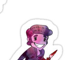 Psychos Sticker