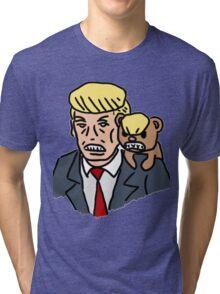 PokémonTrump Tri-blend T-Shirt