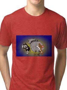 What A Wuss Tri-blend T-Shirt