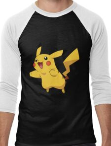 pika Men's Baseball ¾ T-Shirt