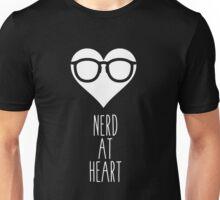 Nerd At Heart Unisex T-Shirt