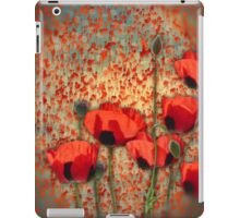 Flander's fields'... iPad Case/Skin