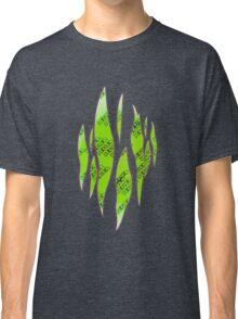 Dedsec Graffiti Spray Custom Green Classic T-Shirt