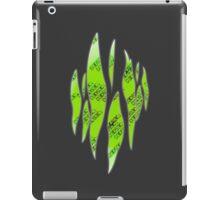 Dedsec Graffiti Spray Custom Green iPad Case/Skin