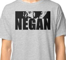 Negan, Walking Dead Classic T-Shirt