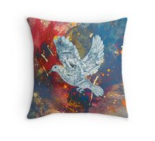 Coldplay 3 Throw Pillow