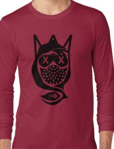 Wrench Vector Art Abstract Long Sleeve T-Shirt