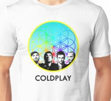 Coldplay 6 Unisex T-Shirt