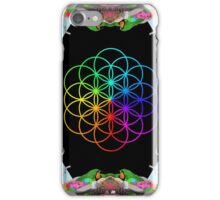 Coldplay 8 iPhone Case/Skin