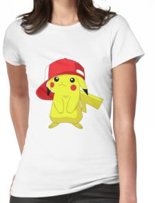 Pika 2 Womens Fitted T-Shirt