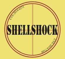 Shellshock Bash Bug CVE-2014-6271 Shirt Kids Clothes