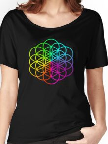 Coldplay Women's Relaxed Fit T-Shirt